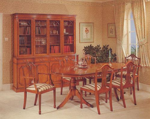 originale englische stilm bel. Black Bedroom Furniture Sets. Home Design Ideas