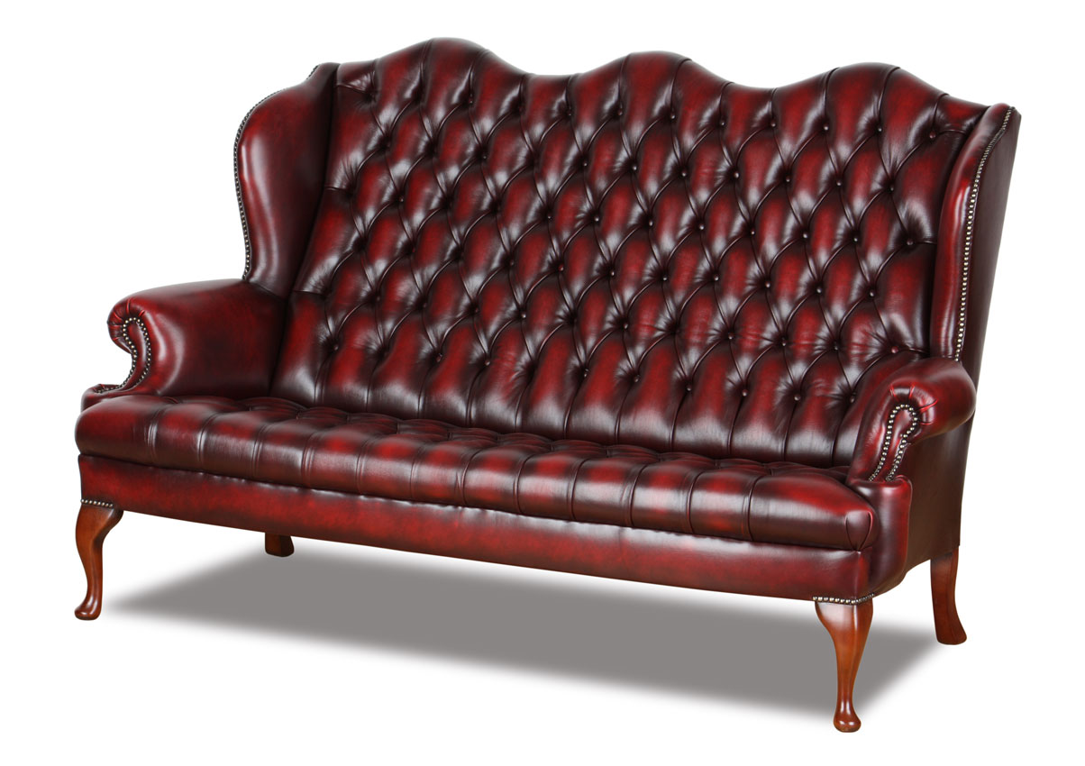 Queen Anne Sofa