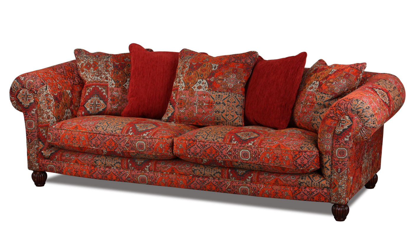 Woodstock Kolonialstil Couch
