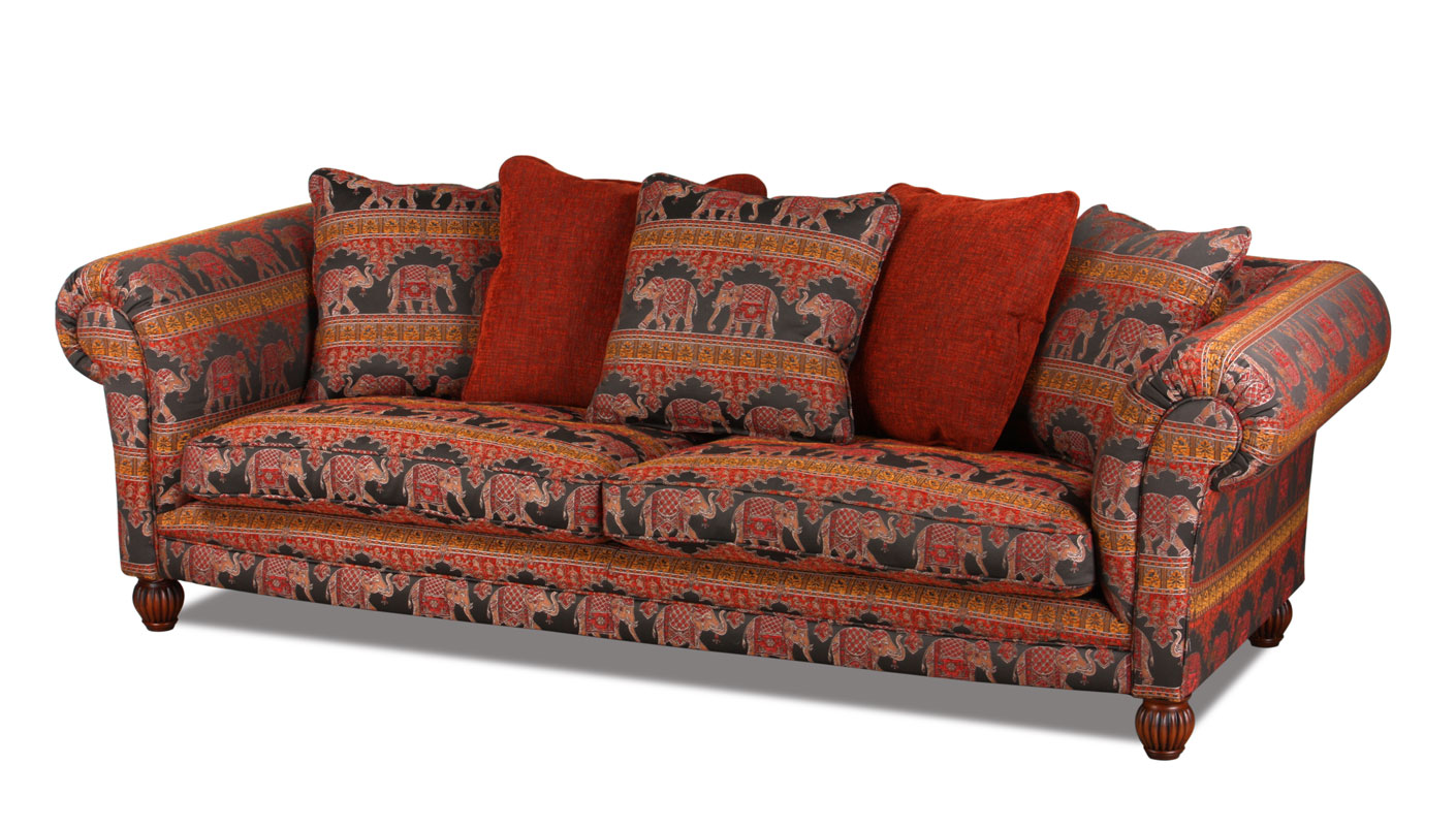 Woodstock Kolonialstil Sofa